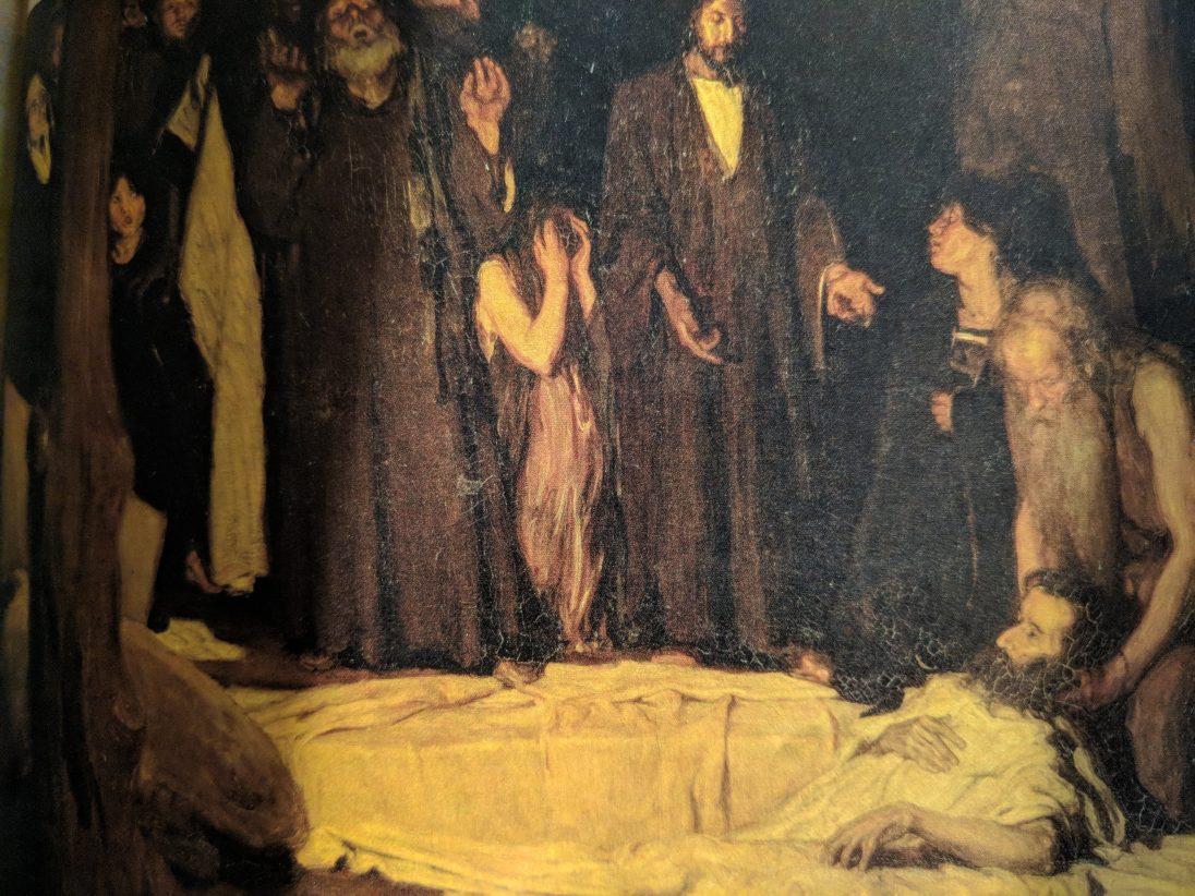 CCGRR Jesus Death